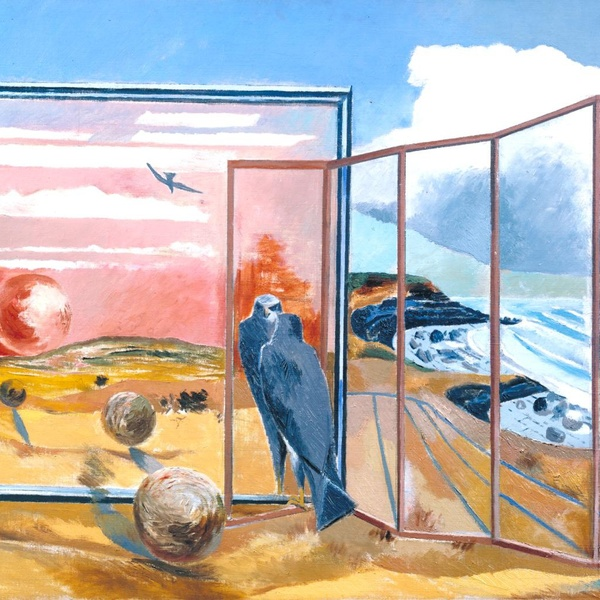 Talk: Paul Nash - Landscape and Dream