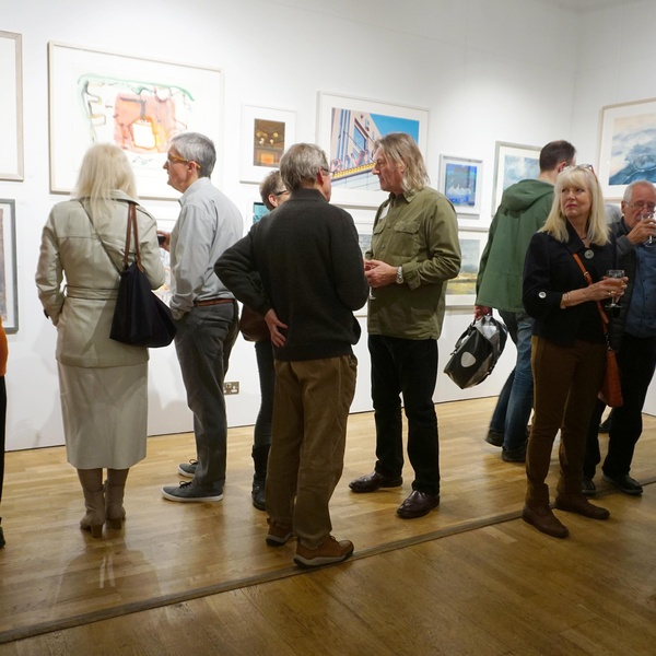 EVENT: The Art of Travel Exhibition Preview